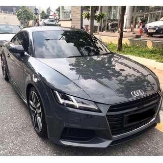 Audi TT for RENT(2016)