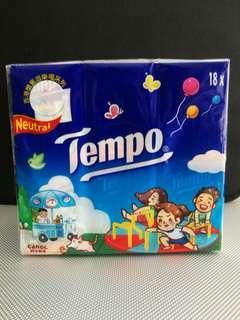 Tempo Pocket Tissue