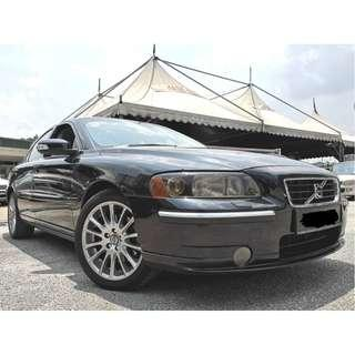 (LIKE NEW)2008 Volvo S60 2.4 T5 (A)1 OWNER(260HP)