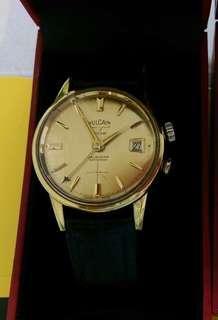 窩路堅手上鏈古董響鈴錶