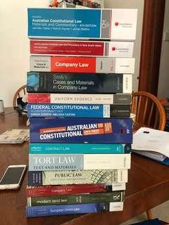 Uol and Australia law books