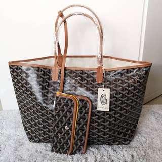 Goyard St Louis Tote Bag