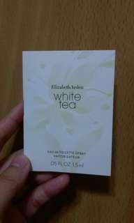 Elizabeth Arden 伊麗莎白雅頓 白茶試管香水