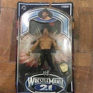 WWE Eddie Guerrero Wrestlemania 21