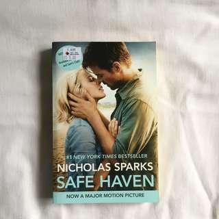 Safe Haven by Nicholas Sparks #everything18