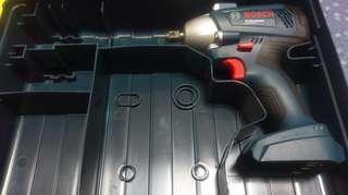 bosch GDS 250 18v 淨機 帶原裝盒 掛帶