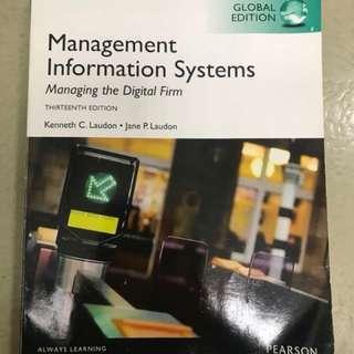 🚚 management information system 資訊管理