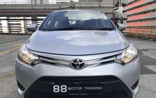 2016 model Vios for rent $1180