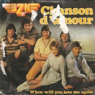 BZN - Chanson d'amour