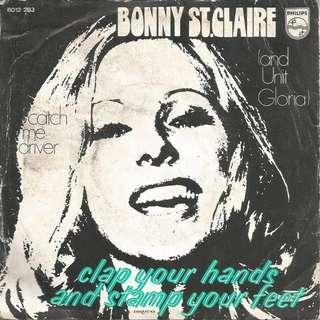 BONNY ST. CLAIRE - Clap your hands