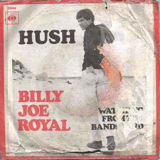 BILLY JOE ROYAL - Hush