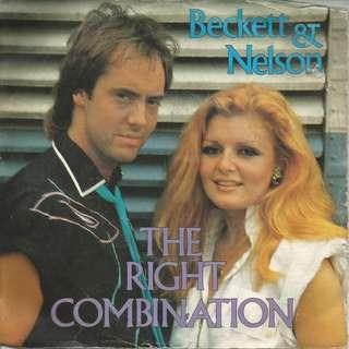 BECKET & NELSON - The right combination