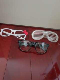 Fun, Novelty Glasses