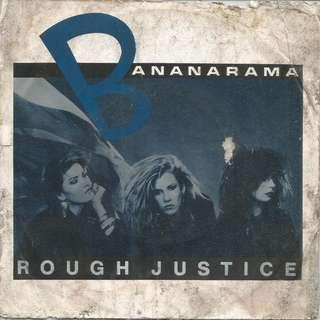 BANANARAMA - Rough justice