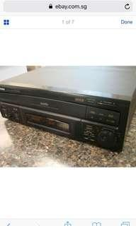 Laser Disc Player (Looking For)