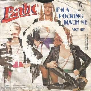 BABE - I'm a rocking machine