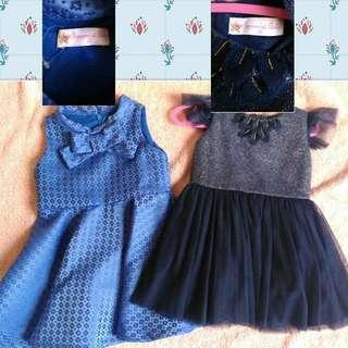 Blue Dress 12m