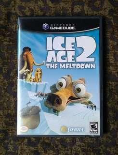 ICE AGE 2 THE MELTDOWN * GCN/WII NTSC-U