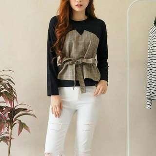 Combi Square Shirt