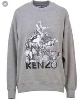 Kenzo Sweatshirt Turtledove