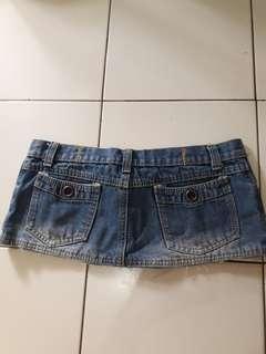 #1010Rok jeans mini