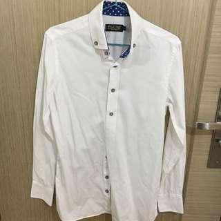 返工白色恤衫White Shirt