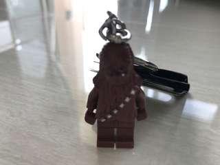 Chewbacca keychain