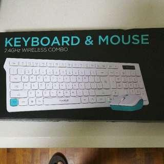 Brand New Keyboard And Mouse Combo