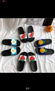 Sandal slop korea ( swipe real pic )
