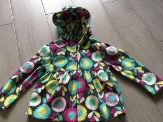 Old Navy Fleece Winter Jacket 2y