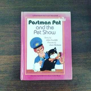 Postman Pat and the pet show