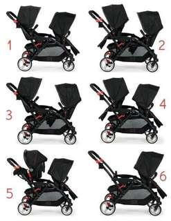Contours LT Double Stroller