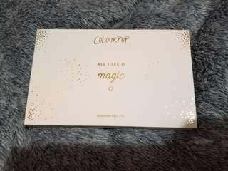 Colourpop All I see is magic palette