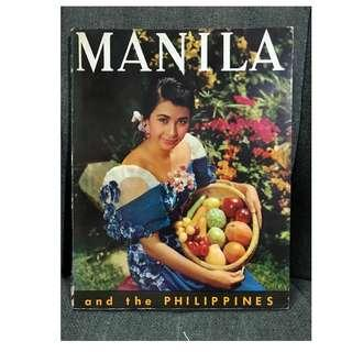 1959 Manila and the Philippines travel book
