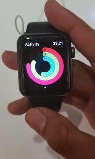 Apple watch 37mm promo gratis 1x cicilan untuk tenor 12blnnya