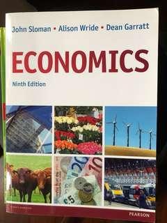 Economics (9th Edition) - John Sloman