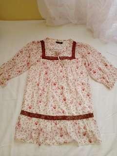 Sailor daisy dress