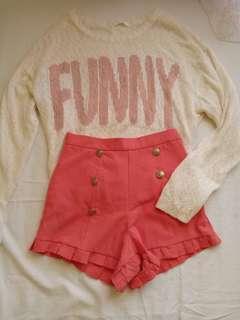 Set funny sweater