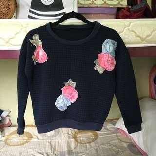 Cute Sweatshirt for petite girl