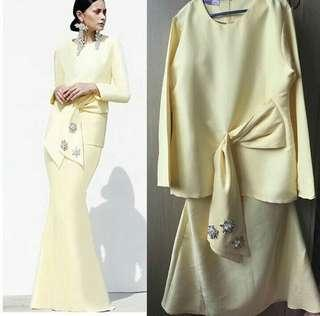 florence kurung by blubelle