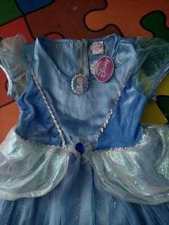 New Cinderella costume