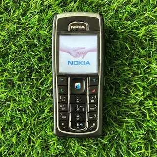 原裝行貨 Nokia 6230i 升級版 諾基亞 6100 6230 7210 8850 8855 8910 8800 8810