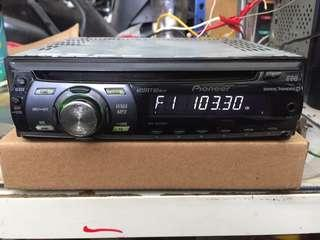 Pioneer Cd MP3 aux pre out fm malaysia