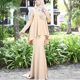 Calacara The Royale in Nude #DeclutterWithFatin
