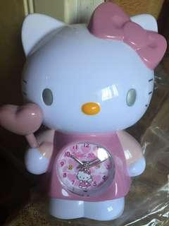 Hello Kitty時鐘