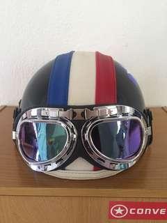 Half Bike Helmet