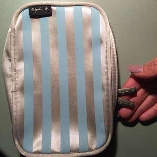 Agnes'b 化妝袋/travel kit