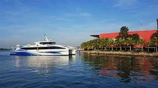 Cheapest Batam Majestic 2 way ferry ticket