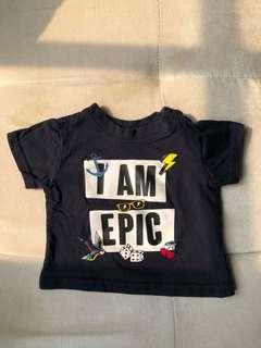 baby shirt 0-3months
