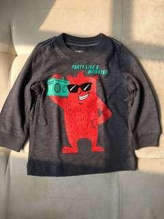 Baby shirt Carter's 6months